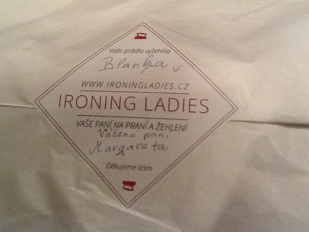 ironing ladies