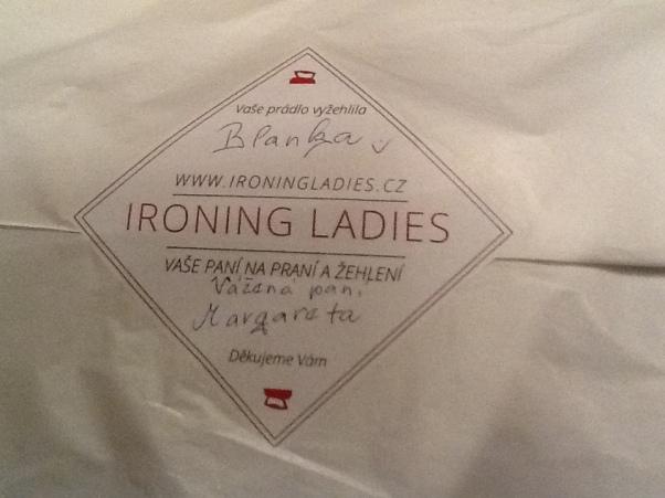 ironing ladies
